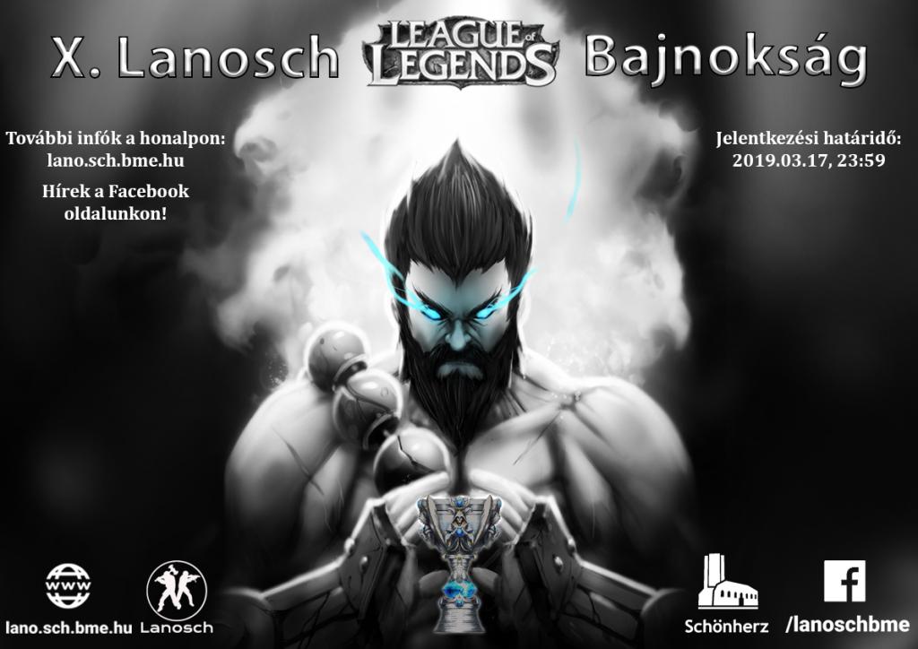 League of Legends Bajnokság - Lanosch